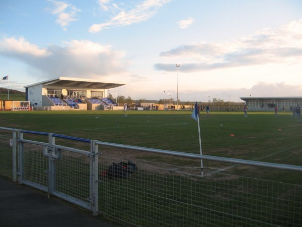 The Opposition Bishop Auckland Morpeth Town Afc